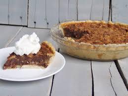 traditional thanksgiving dessert recipes chocolate bourbon pecan pie