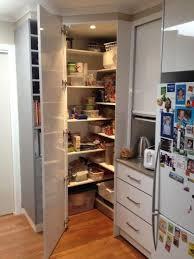 corner kitchen pantry cabinet kitchen reno s before after corner pantry cabinet
