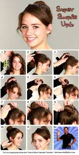 wedding hairstyles step by step instructions hair styles directions for easy hair styles