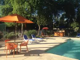 Patio Umbrella Commercial Grade by Commercial Resin Pool Furniture Client Showcase