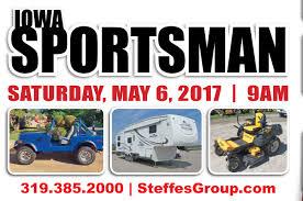 iowa sportsman auction event steffes group inc