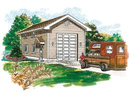 House Plans With Rv Garage by Millheim Rv Garage Plan 063d 6001 House Plans And More