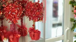 Shop Decoration For Valentine Day by Valentine U0027s Day Gift Shop Showcase Stock Footage Video 9017704
