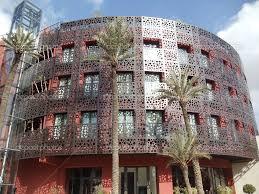 modern architecture of marrakech morocco moroccan pinterest