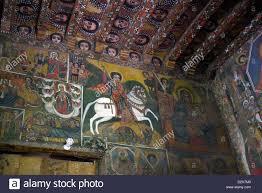 religious murals stock photos religious murals stock images alamy ethiopia religious murals attributed 17th century artist haile meskel depicting st george killing dragon