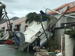 what side does a st go on st maarten sustains unprecedented damage from hurricane irma