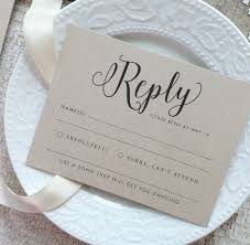 Wedding Invitations And Rsvp Cards 5 Things To Include On Rsvp Cards