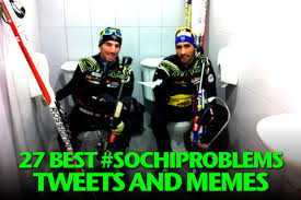Sochi Meme - total pro sports 27 best sochiproblems tweets and memes