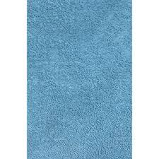 Cindy Crawford Rugs Fun Rugs Fun Shag Light Blue 4 Ft 3 In X 6 Ft 6 In Area Rug Sh