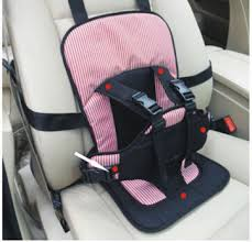siege auto enfant age portable car seat travel toddler baby car auto sponge harness 7