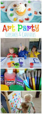 Toddler Halloween Party Ideas Best 25 Art Party Activities Ideas Only On Pinterest Kid Party