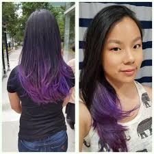 ambry on black hair 50 purple ombre hair ideas worth checking out hair motive hair