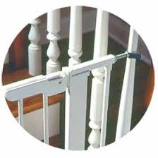 Banister Safety Install Baby Gates In Minutes With The Right Tools Baby Safety