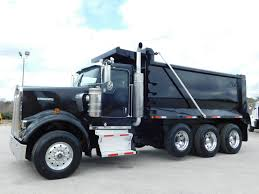 used kenworth trucks kenworth w900 dump truck caterpillar c15 acert 475 hp used