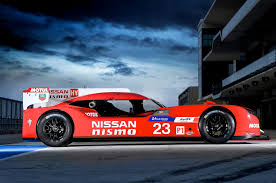 nissan gtr side view nissan debuts gt r lm nismo le mans contender