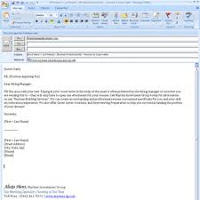 cover letter how to format a cover letter uk how to format a