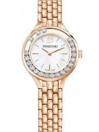 swarovski crystal gold plated bracelet images Swarovski lovely crystals rose gold plated bracelet watch 5261496 jpg