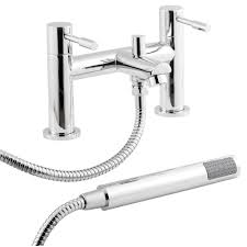 premier series 2 bath shower mixer tap pillar mounted chrome premier series 2 bath shower mixer tap pillar mounted chrome