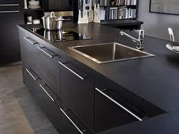 Ikea Black Kitchen Cabinets 39 Best Black Kitchen Cabinets Images On Pinterest Black