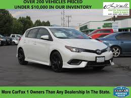 lexus murray utah pre owned 2016 scion im hatchback in murray x3043 larry h