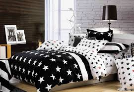 Red White Comforter Sets Bedroom Black And Gray Bedding Cute Black And White Comforters