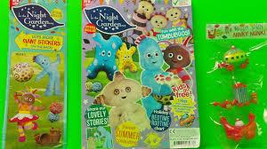night garden issue 162 summer english comic ninky nonk