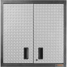 Metal Wall Cabinet Gladiator Gawg302drg Premier Series Pre Assembled 30 In H X