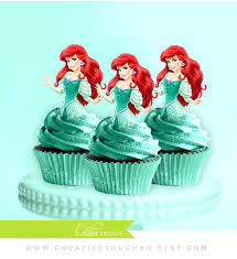 cinderella cupcake toppers cinderella birthday cake topper best cupcakes ideas on party