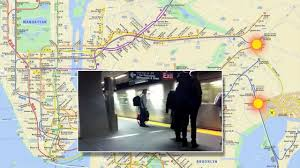 How To Read New York Subway Map by How To Get To Jfk Airport And Back Using The Subway Airtrain