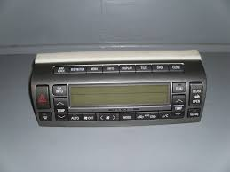 lexus service maui this ac control climate control heater control is for 2003