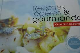 livre de cuisine cooking chef livre recettes légères et gourmandes de cooking chef sevencuisine
