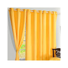 Yellow Blackout Curtains Nursery Yellow Blackout Curtains Skyline Linen Blackout Window Curtain