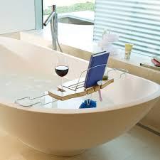 bathtub caddy with book holder aquala bathtub caddy umbra design by luciano lorenzatti bath