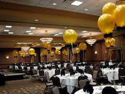 black and gold centerpieces black and gold bridal shower lillian designs theme ideas