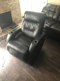 denton leather power reclining sofa southern motion viva lay flat recliner 4577 furniture in