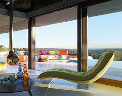 Indoor Outdoor Furniture Ideas Sleek And Modern Indoor Outdoor Escapade Sofa By Roche Bobois