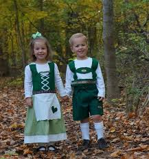 hansel and gretel coordinating sibling costumes for