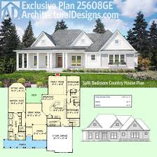 one story contemporary house plans best 25 modern farmhouse plans ideas on farmhouse