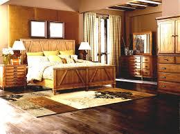 bedroom cabin decor themed room ideas brilliant log bed set