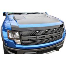 F150 Raptor Cost Ford Vcl3z 16c900 A F 150 Raptor Hood Deflector Smoked 2010 2014