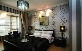 chambre avec papier peint best idees papier peint pour chambre a coucher gallery design