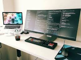 Laptop Desk Setup 19 Best Laptop Setups Images On Pinterest Desks Computers And