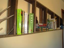 Brown Ladder Shelf Decorative Ladder Shelves Display