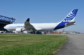 airbus a330 200 freighter takes to the skies defenceweb