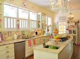 Kitchen Wallpaper Ideas Uk Accessories Comely Shabby Chic Kitchen Ideas Decor And Furniture
