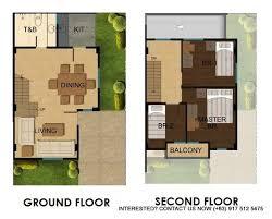 Breeze House Floor Plan Pag Ibig Homes Cavite Amaya Breeze Matrix Pag Ibig House For