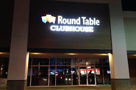 round table pizza vancouver mall online booking party rooms banquet rooms
