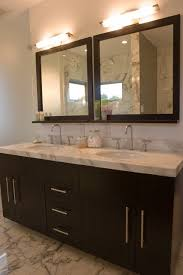Fascinating Double Sink Bathroom Mirrors Excellent Double Sink - Bathroom mirrors for double vanity