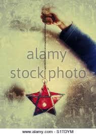 star shaped tea lights star shaped glass tea light candle holder stock photo royalty free