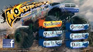 monster trucks racing games sa monster truck racing game seeks greenlight on steam